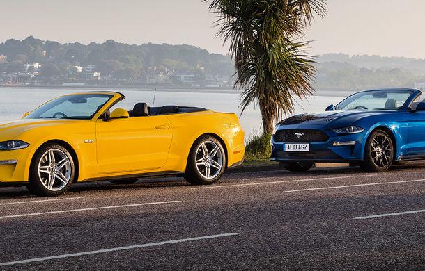 Accesorii noi pentru Ford Mustang facelift: evacuare specială pentru versiunea de 2.3 litri, sistem audio de 1000 de wați și nuanțe noi de caroserie - Poza 23