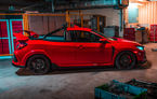 Project P: un Honda Civic Type R a fost transformat într-un pick-up care poate accelera de la 0 la 100 km/h în sub 6 secunde