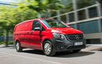 Mercedes trebuie să cheme în service 1.000 de exemplare Vito: autoritățile germane au găsit softuri care manipulau emisiile la motorul diesel de 1.6 litri