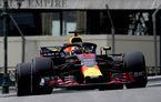 Red Bull a dominat antrenamentele de la Monaco: Ricciardo, cel mai rapid în fața lui Verstappen