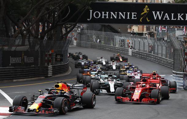 Ricciardo a câștigat cursa de la Monaco cu defecțiuni la motor! Vettel și Hamilton au completat podiumul - Poza 2