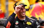 """Hamilton anticipează că Ricciado va rămâne la Red Bull: """"Nu cred că va veni la Mercedes, iar Raikkonen vrea să continue cu Ferrari"""""""