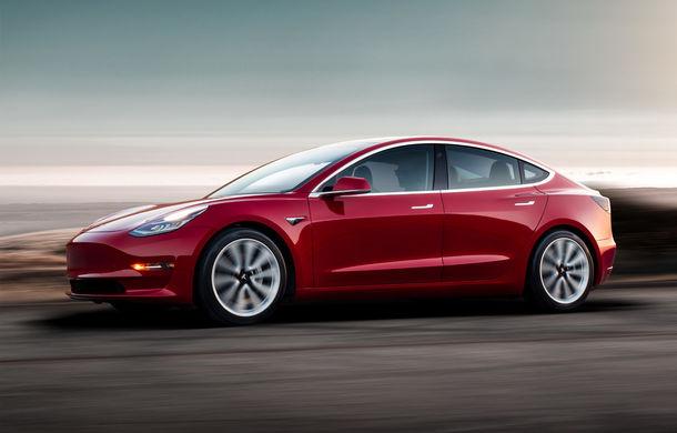 """Tesla a îmbunătățit distanța de frânare a lui Model 3 cu aproape 6 metri: """"Nu am văzut niciodată un astfel de progres prin update software"""" - Poza 1"""