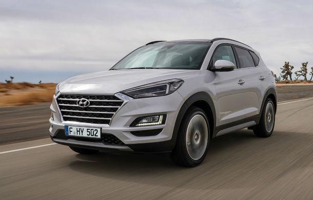 Premieră la Hyundai: Tucson facelift este primul model al companiei care primește versiune micro-hibridă cu motor diesel și acumulator de 48 V - Poza 1