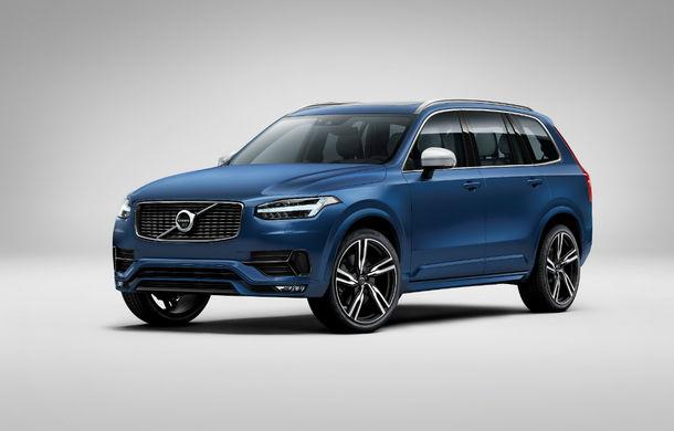 Volvo continuă creșterile pe toate piețele: modelele XC90, XC60 și XC40 sunt cele mai căutate în Europa - Poza 1