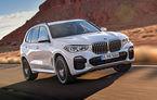 Noua generație BMW X5 se prezintă oficial: SUV-ul primește motoare diesel mai puternice, direcție integrală și un pachet off-road