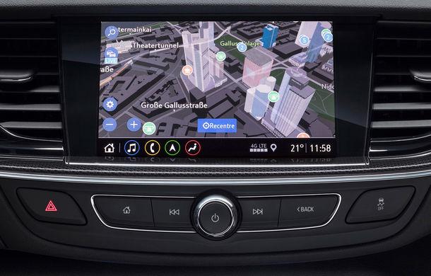 Opel pregătește îmbunătățiri pentru sistemul de infotainment: informații live din trafic, rute personalizate și interfață nouă - Poza 9