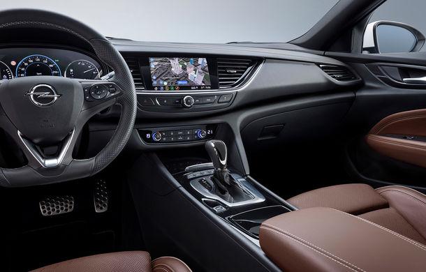 Opel pregătește îmbunătățiri pentru sistemul de infotainment: informații live din trafic, rute personalizate și interfață nouă - Poza 4