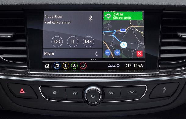 Opel pregătește îmbunătățiri pentru sistemul de infotainment: informații live din trafic, rute personalizate și interfață nouă - Poza 5