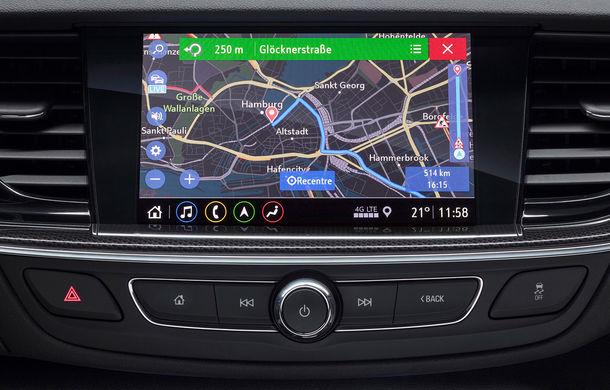 Opel pregătește îmbunătățiri pentru sistemul de infotainment: informații live din trafic, rute personalizate și interfață nouă - Poza 8