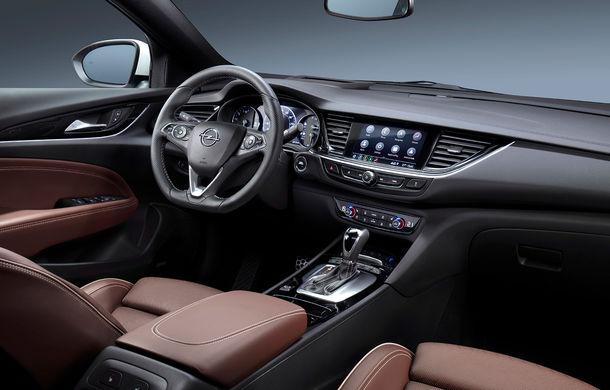 Opel pregătește îmbunătățiri pentru sistemul de infotainment: informații live din trafic, rute personalizate și interfață nouă - Poza 2