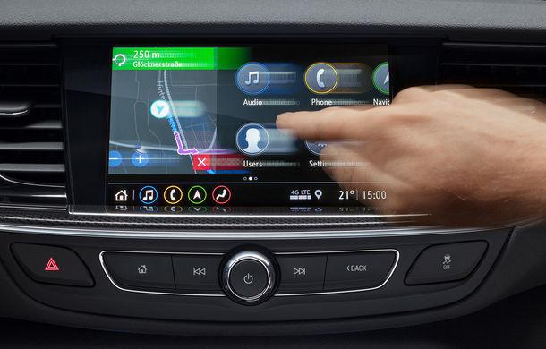Opel pregătește îmbunătățiri pentru sistemul de infotainment: informații live din trafic, rute personalizate și interfață nouă - Poza 10