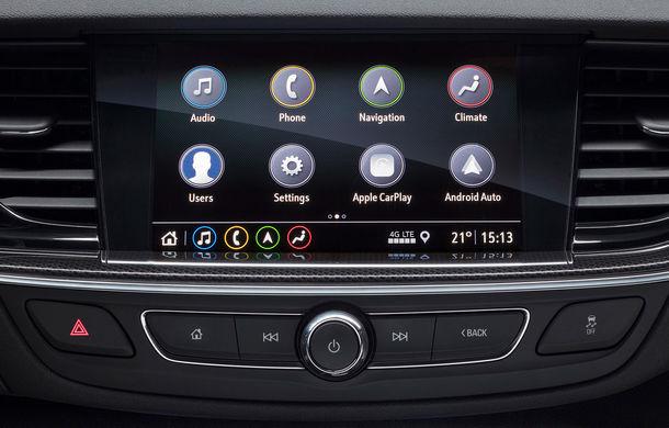 Opel pregătește îmbunătățiri pentru sistemul de infotainment: informații live din trafic, rute personalizate și interfață nouă - Poza 6