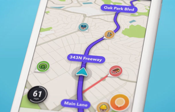 Vești bune pentru șoferii cu iPhone: Apple CarPlay va oferi suport pentru Waze și Google Maps - Poza 1