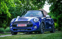 Test drive MINI Cabrio facelift