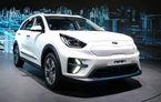 Kia oferă detalii noi despre Niro EV: SUV-ul electric împrumută motorul de 204 CP de pe Hyundai Kona Electric