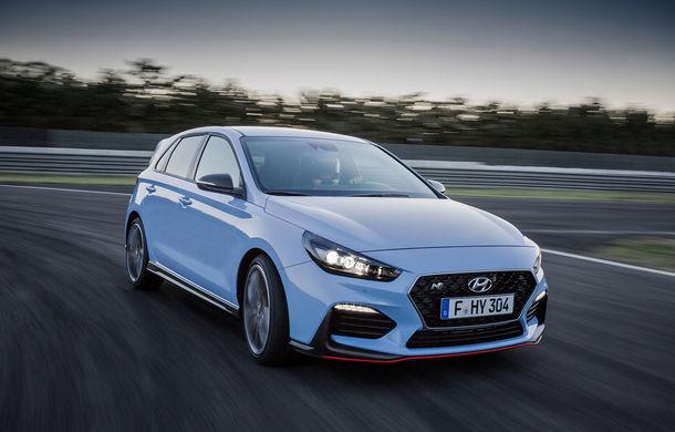 Hyundai va extinde gama N cu încă două serii: N Line și N Option vor fi disponibile pe numeroase modele ale mărcii - Poza 1