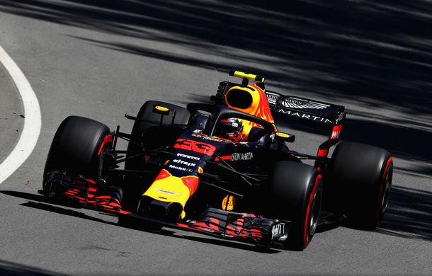 Verstappen, cel mai rapid în antrenamentele din Canada: Hamilton și Raikkonen au încercat să țină pasul cu Red Bull - Poza 1