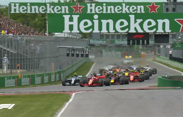 Vettel a câștigat cursa de la Montreal și a devenit liderul clasamentului! Bottas și Verstappen au urcat pe podium - Poza 4