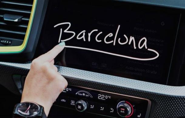Primul clip teaser cu noua generație Audi A1: instrumentar de bord digital și sistem de infotainment cu ecran tactil - Poza 1