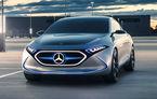 Mercedes promovează conceptul electric EQA înainte de lansarea versiunii de serie în 2019