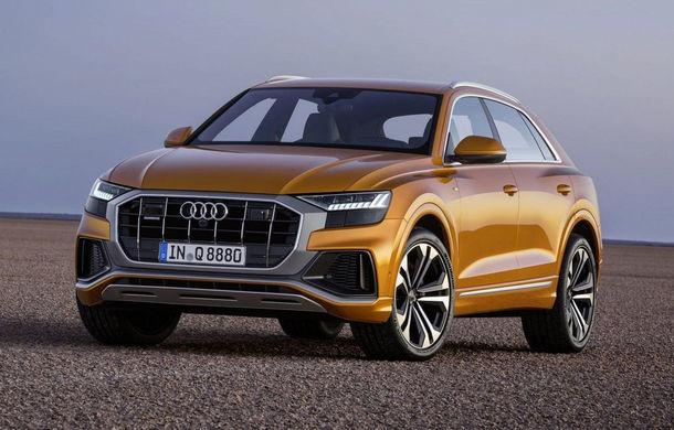 """Audi: """"SUV-urile vor reprezenta 50% din vânzările noastre anuale până în 2025"""" - Poza 1"""