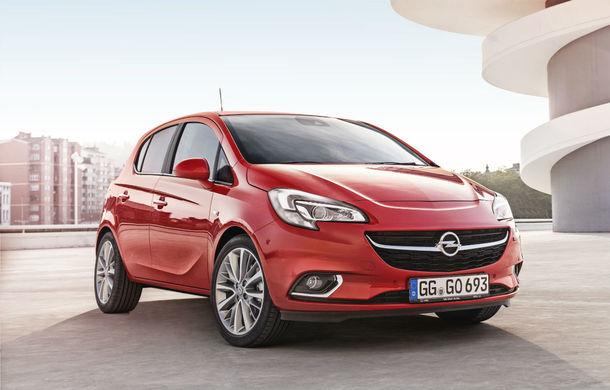 Opel eCorsa: versiunea electrică a modelului subcompact debutează în 2020 - Poza 1