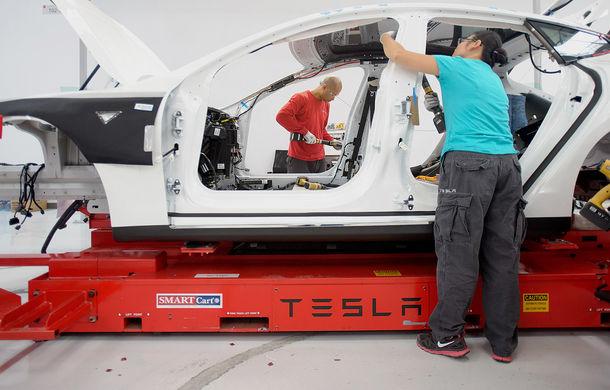 """Tesla va concedia 9% dintre angajați: """"Producția lui Model 3 nu va fi afectată"""" - Poza 1"""