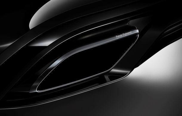 Noua generație Volvo S60 va primi un pachet de performanță Polestar Engineered: 415 cai putere pentru versiunea plug-in hybrid - Poza 3