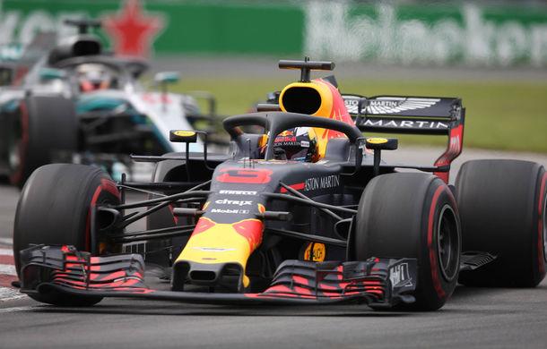 """Red Bull, tentată să folosească motoare Honda din 2019? """"Au câștigat trei zecimi de secundă în Canada"""" - Poza 1"""