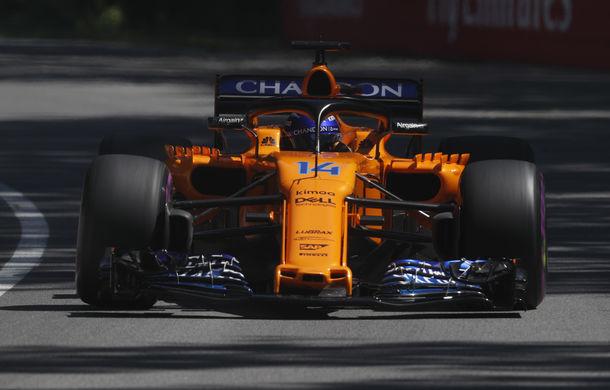 """Alonso susține că performanțele McLaren nu contează în perspectiva anului 2019: """"Viitorul meu depinde de direcția în care merge F1"""" - Poza 1"""