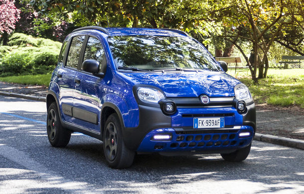 Fiat Panda Waze: modelul de oraș integrează aplicația de navigație în sistemul de infotainment - Poza 3