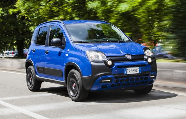 Fiat Panda Waze: modelul de oraș integrează aplicația de navigație în sistemul de infotainment - Poza 4