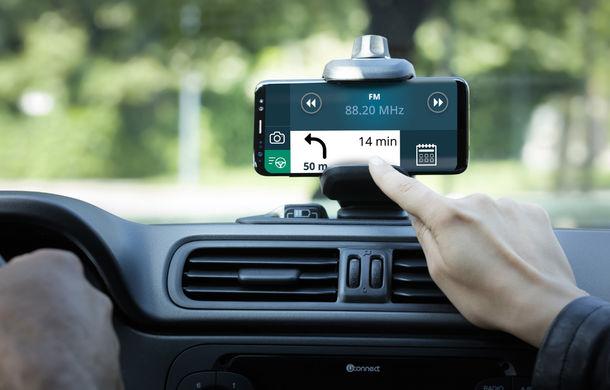 Fiat Panda Waze: modelul de oraș integrează aplicația de navigație în sistemul de infotainment - Poza 11