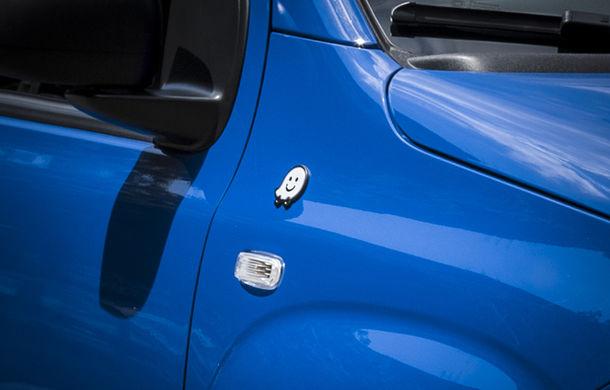 Fiat Panda Waze: modelul de oraș integrează aplicația de navigație în sistemul de infotainment - Poza 7
