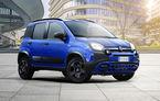 Fiat Panda Waze: modelul de oraș integrează aplicația de navigație în sistemul de infotainment