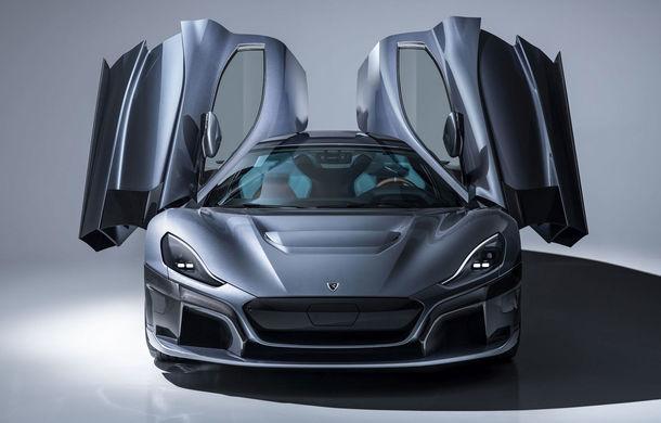 Porsche a cumpărat 10% din Rimac: nemții vor să pună mâna pe tehnologia producătorului croat de hypercar-uri electrice - Poza 1