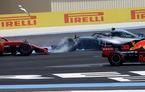 """Vettel își cere scuze pentru accidentul cu Bottas, dar Hamilton este catogoric: """"Trebuia penalizat mai dur!"""""""