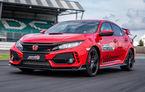 Noua generație Honda Civic Type R a cucerit circuitul de la Silverstone: Hot Hatch-ul nipon a doborât recordul deținut de vechiul Civic Type R