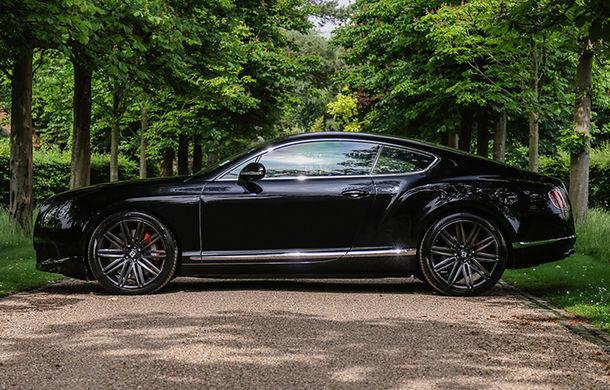 Un exemplar Bentley Continental GT Speed deținut de Sir Elton John va fi scos la licitație: specialiștii spun că modelul va fi vândut pentru cel puțin 79.000 de euro - Poza 3