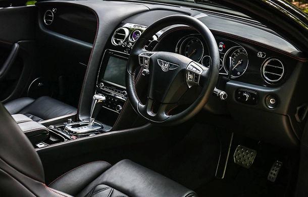 Un exemplar Bentley Continental GT Speed deținut de Sir Elton John va fi scos la licitație: specialiștii spun că modelul va fi vândut pentru cel puțin 79.000 de euro - Poza 4