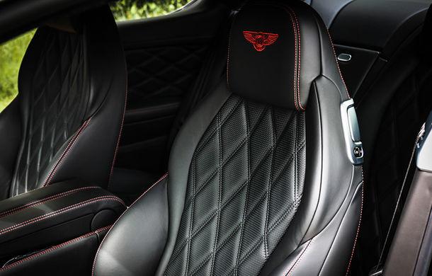 Un exemplar Bentley Continental GT Speed deținut de Sir Elton John va fi scos la licitație: specialiștii spun că modelul va fi vândut pentru cel puțin 79.000 de euro - Poza 6