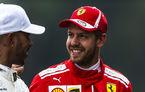 """Vettel a găsit explicația pentru penalizarea din Austria: """"Pedepsele sunt dictate pentru că ne-am plâns prea mult de manevrele rivalilor"""""""