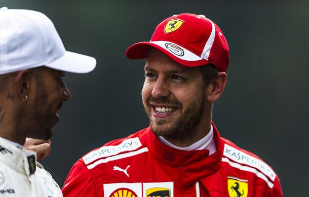 """Vettel a găsit explicația pentru penalizarea din Austria: """"Pedepsele sunt dictate pentru că ne-am plâns prea mult de manevrele rivalilor"""" - Poza 1"""