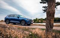 Test drive Volkswagen Touareg