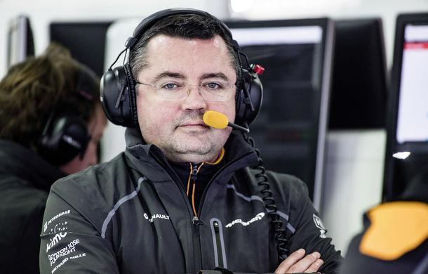Șeful McLaren a demisionat după startul dezamăgitor de sezon: echipa britanică anunță o structură simplificată de conducere - Poza 1
