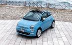 La dolce vita: Fiat celebrează 60 de ani de la apariția lui 500 Jolly cu ediția specială Spiaggina 58