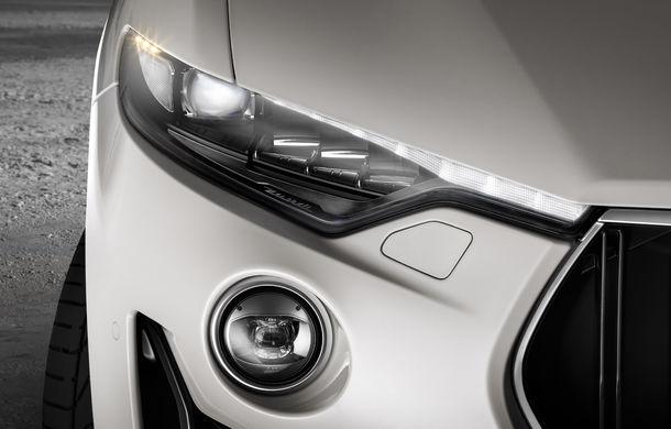 Maserati Levante GTS: SUV-ul primește o versiune de performanță de 550 de cai putere - Poza 3