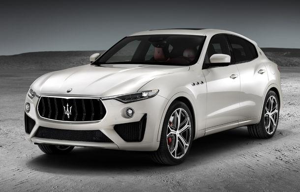 Maserati Levante GTS: SUV-ul primește o versiune de performanță de 550 de cai putere - Poza 1