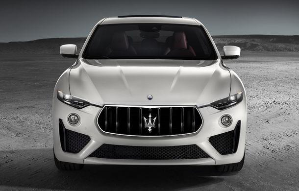 Maserati Levante GTS: SUV-ul primește o versiune de performanță de 550 de cai putere - Poza 2